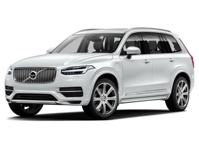 2016 Volvo XC90 Hybrid T8 Inscription SUV