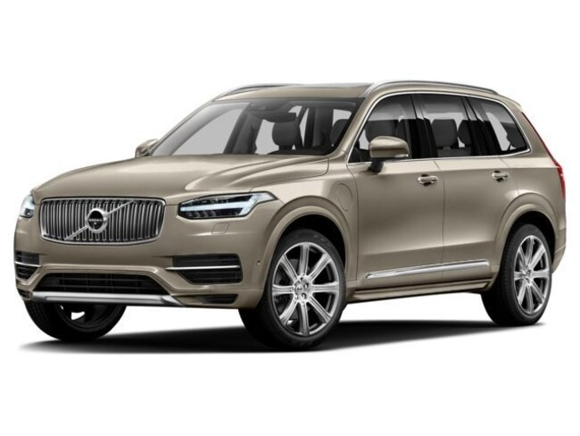 Used 2016 Volvo XC90 Hybrid AWD T8 Inscription for sale in