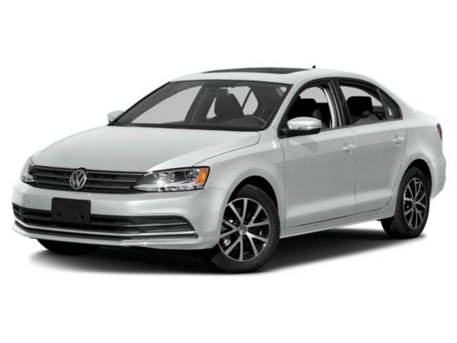2016 Volkswagen Jetta 1.4T SE Manual Sedan