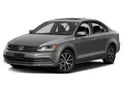 2016 Volkswagen Jetta 1.4T SE Manual Sedan