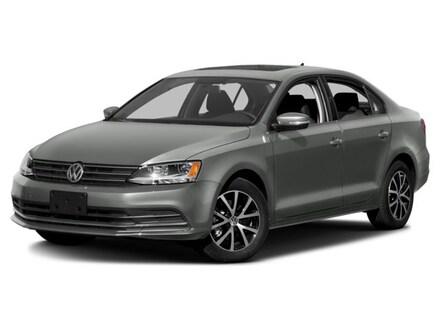 2016 Volkswagen Jetta 1.4T SE Automatic Sedan