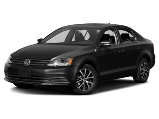 2016 Volkswagen Jetta Sedan 1.4T SE W Sedan