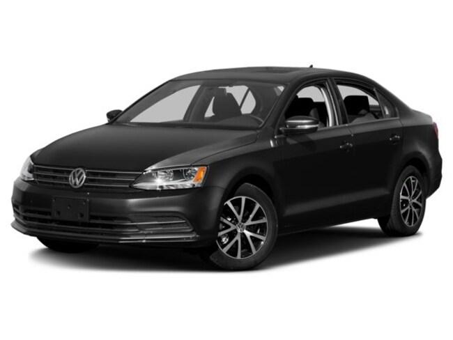 2016 Volkswagen Jetta 1.4T SE Sedan