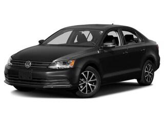 2016 Volkswagen Jetta 1.8T SEL Automatic w/PZEV Sedan