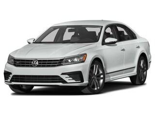 2016 Volkswagen Passat 1.8T R-Line w/Comfort Package/PZEV Sedan