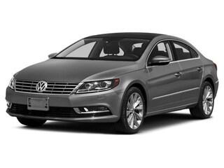 2016 Volkswagen CC Sedan