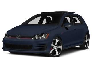 used 2016 Volkswagen Golf GTI Hatchback for sale near Bluffton