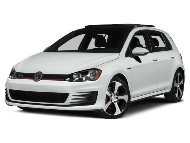 2016 Volkswagen Golf GTI SE W/Performance Package 4 Door Manual Hatchback