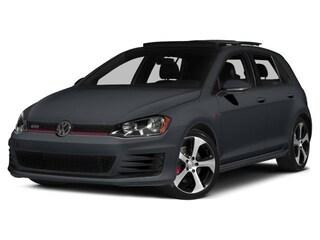 2016 Volkswagen Golf GTI SE w/Performance Package 4-Door Hatchback