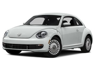 Certified pre-owned 2016 Volkswagen Beetle 1.8T S Hatchback for sale in Austin, TX