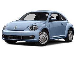 2016 Volkswagen Beetle 1.8T S Hatchback