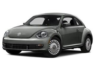 2016 Volkswagen Beetle 1.8T Fleet Edition w/PZEV Hatchback
