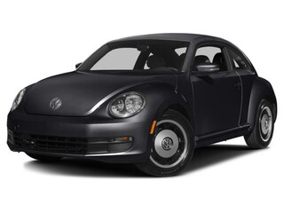 Used 2016 Volkswagen Beetle 1.8T Classic Hatchback in Houston