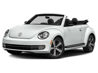 2016 Volkswagen Beetle 1.8T Denim Convertible
