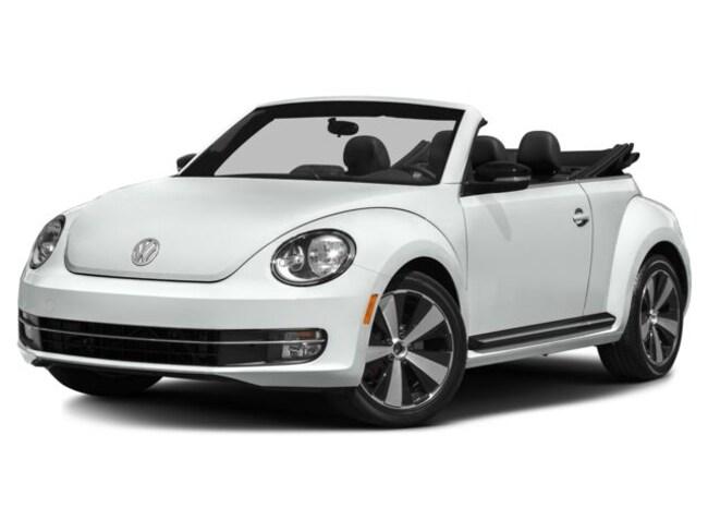 2016 Volkswagen Beetle Convertible 1.8T Denim Convertible