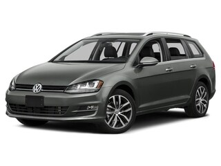 2016 Volkswagen Golf Sportwagen Auto TSI Wagon