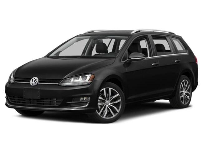 2016 Volkswagen Golf SportWagen TSI Limited Edition Wagon