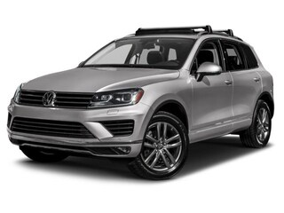 used 2016 Volkswagen Touareg VR6 SUV for sale in Savannah