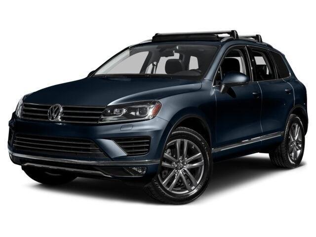 2016 Volkswagen Touareg SUV