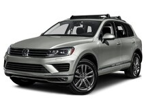 2016 Volkswagen Touareg TDI SUV