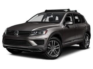 2016 Volkswagen Touareg V6 TDI SUV