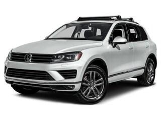 New 2016 Volkswagen Touareg TDI Lux 4MOTION SUV in Houston
