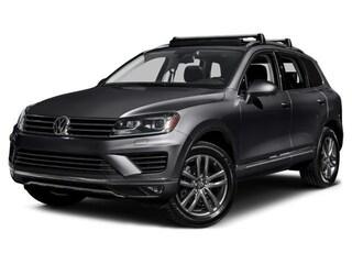New 2016 Volkswagen Touareg TDI Lux 4MOTION SUV for sale near Providence, RI