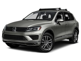 New 2016 Volkswagen Touareg TDI Lux 4MOTION SUV for sale near Providence, RI