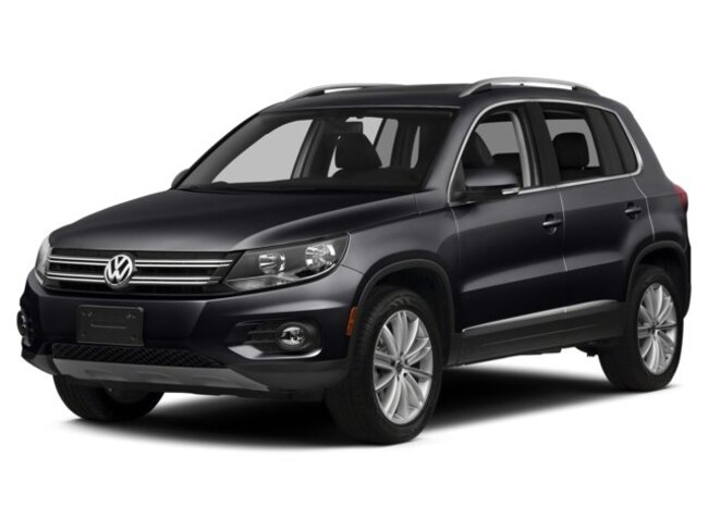 2016 Volkswagen Tiguan 2.0T SE Automatic SUV