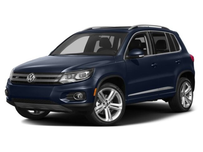 2016 Volkswagen Suv >> Used 2016 Volkswagen Tiguan 4motion 4dr Auto R Line For Sale In Moon Township Pa Wvgbv7ax7gw606512 Serving Pittsburgh Monroeville And Robinson