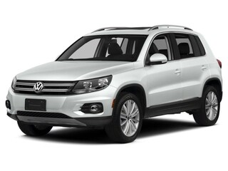 Used 2016 Volkswagen Tiguan SE 4MOTION  Auto SE in Fort Myers