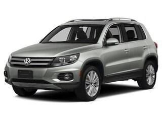 2016 Volkswagen Tiguan 2.0T SE 4motion SUV