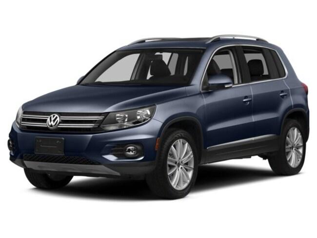 2016 Volkswagen Tiguan SE Sport Utility