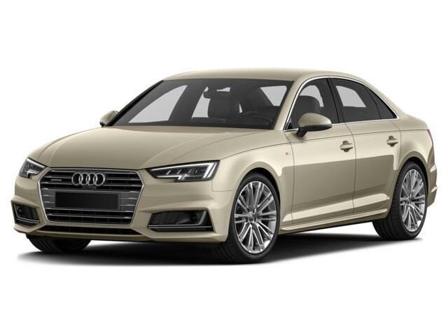 2017 Audi A4 2.0T Sedan