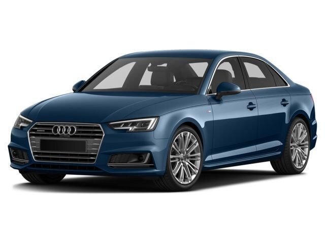 Certified Pre-Owned 2017 Audi A4 2.0T Fronttrak Sedan in Cary, NC near Raleigh