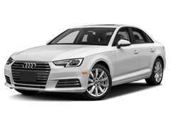 2017 Audi A4 Season of Audi ultra Premium Sedan