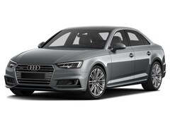Used 2017 Audi A4 Premium Plus Sedan in Conway