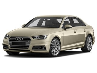 Pre-Owned Audi 2017 Audi A4 2.0T Premium Plus Sedan in Iowa City, IA