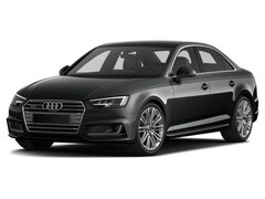 Pre-Owned 2017 Audi A4 2.0T Premium Plus Sedan in Iowa City, OA