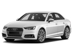 Certified Pre-Owned 2017 Audi A4 2.0T Premium Sedan for sale in Nashua, near Manchester, NH
