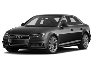 Used 2017 Audi A4 2.0T Premium Sedan WAUANAF41HN053176 for sale in Boise at Audi Boise