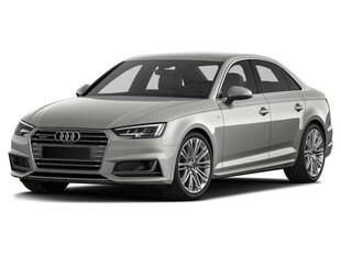 2017 Audi A4 2.0T Premium Quattro Sedan