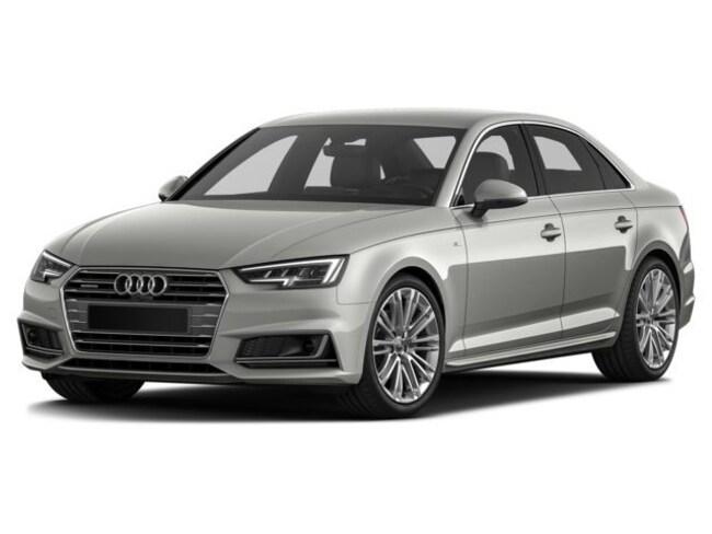 New 2017 Audi A4 2.0T Sedan for sale/lease Salt Lake City UT