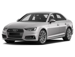 2017 Audi A4 2.0T Premium 2.0 TFSI Auto Premium Plus quattro AWD