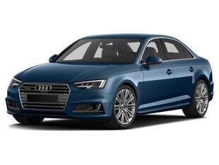 2017 Audi A4 Premium Plus 2.0 TFSI Auto Premium Plus quattro AWD
