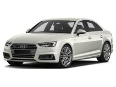 2017 Audi A4 2.0T Premium Plus Sedan WAUENAF47HN002296 181180A Denver Colorado