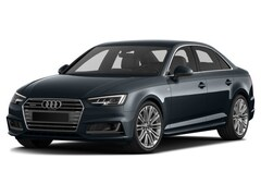 Buy a 2017 Audi A4 2.0T Premium Plus Sedan in Salt Lake