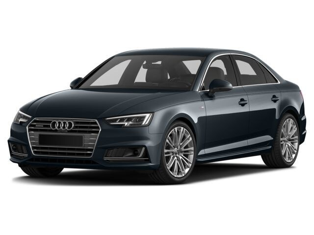 Certified Pre-Owned 2017 Audi A4 2.0T Premium Sedan in Ann Arbor, MI
