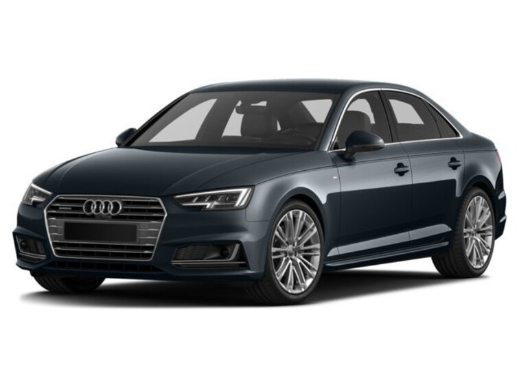 Used 2017 Audi A4 2.0T Premium Sedan in Bloomington