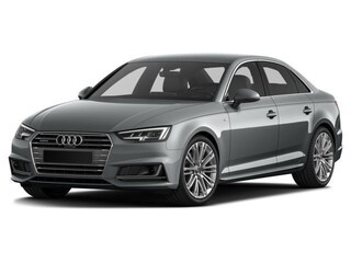 Pre-Owned 2017 Audi A4 2.0T Sedan WAUENAF42HN044276 for Sale in Mystic, CT